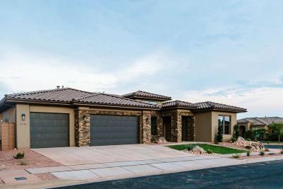 Santa Clara Single Family Home For Sale: Kenzies Way #Lot 611