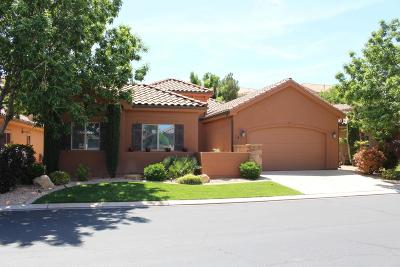 St George Single Family Home For Sale: 1620 E 1450 S #26