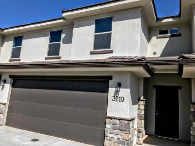 St George Condo/Townhouse For Sale: 3210 S Relic Ridge Dr