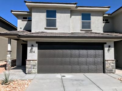 St George Condo/Townhouse For Sale: 3214 S Relic Ridge Dr