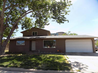 St George Single Family Home For Sale: 632 Picturesque Dr