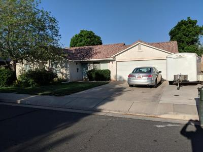 St George Single Family Home For Sale: 90 N 2820 E