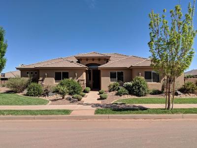 Washington Single Family Home For Sale: 139 E 4200 S