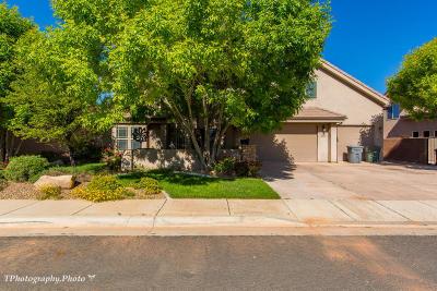 Hurricane Single Family Home For Sale: 2482 S Dorothy St