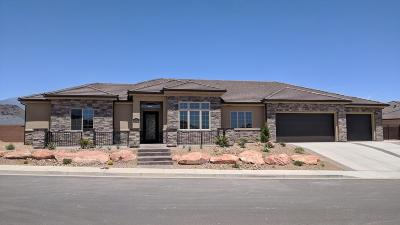 Washington Single Family Home For Sale: 1148 W Gila Dr
