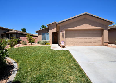 Washington Single Family Home For Sale: 3547 E Sweetwater Springs Dr