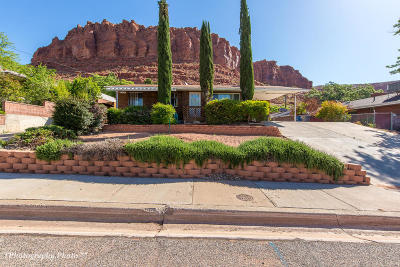 St George Multi Family Home For Sale: 594/596 Diagonal St