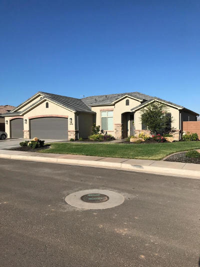 St George Single Family Home For Sale: 2656 S 3160 E