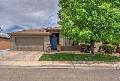 St George Single Family Home For Sale: 174 N 2940 E