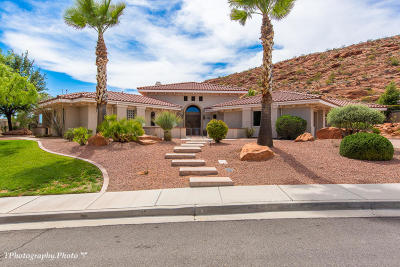 Washington Single Family Home For Sale: 983 N Sunset Dr