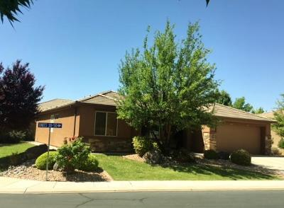 St George Single Family Home For Sale: 805 S Dixie Dr #50