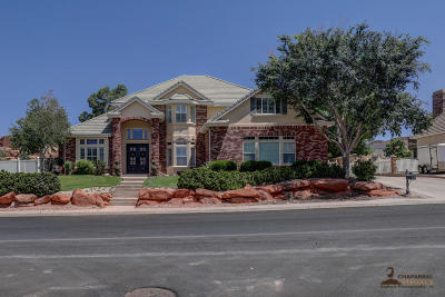 Washington Single Family Home For Sale: 3011 S Kings Court Ln