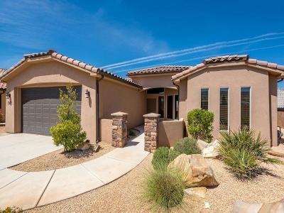 St George Single Family Home For Sale: 3972 S Capri Dr