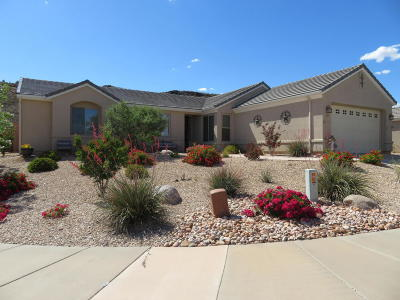 Washington Single Family Home For Sale: 1387 N Sunridge Cir