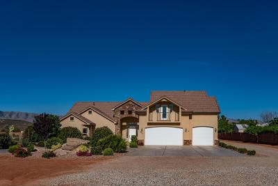 Ivins Single Family Home For Sale: 440 S 400 W