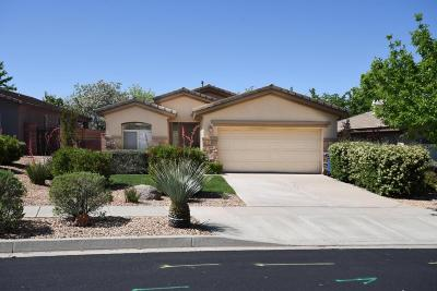 Washington Single Family Home For Sale: 3620 E Canyon Crest Ave