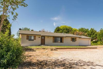 Hurricane Single Family Home For Sale: 1585 W 400 S