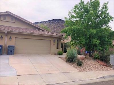 St George UT Condo/Townhouse For Sale: $190,900