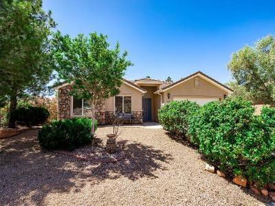 Ivins Single Family Home For Sale: 497 N Summit Ridge Dr