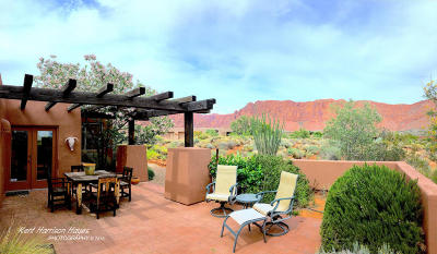 Ivins Single Family Home For Sale: 1165 Coyote Gulch Cir