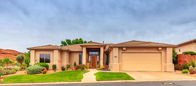 St George Single Family Home For Sale: 1698 N Sonoran Dr