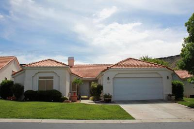 St George UT Single Family Home For Sale: $239,750