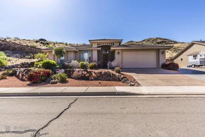 Hurricane Single Family Home For Sale: 2619 W 200