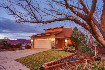 Ivins Single Family Home For Sale: 81 E 725 S