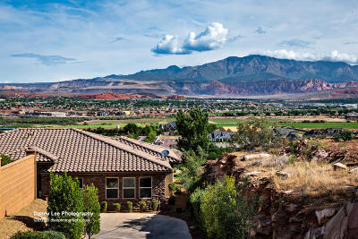 St George UT Single Family Home For Sale: $620,000