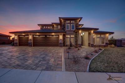 Hurricane Single Family Home For Sale: 2750 S 4050 Cir W