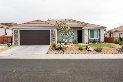 Hurricane Single Family Home For Sale: 2697 W 270 N