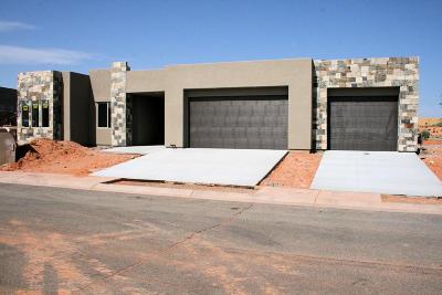 Hurricane Single Family Home For Sale: 3382 S Desert Hollow Ln