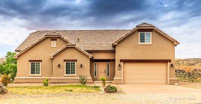 Hurricane Single Family Home For Sale: 397 N 1580 W