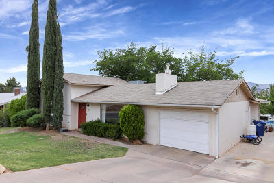 St George Single Family Home For Sale: 635 N 1050 W
