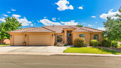 Washington Single Family Home For Sale: 750 Castle Stone Dr