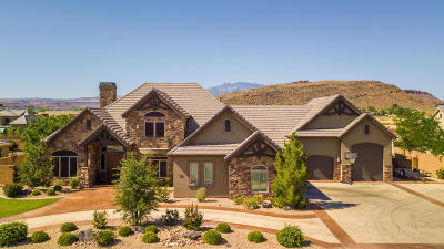Washington Single Family Home For Sale: 381 E Carriage #15