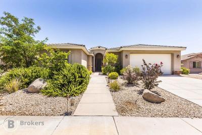 Washington Single Family Home For Sale: 1392 N Sunridge Cir