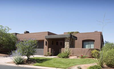 St George UT Single Family Home For Sale: $319,000