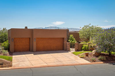 St George UT Single Family Home For Sale: $899,000