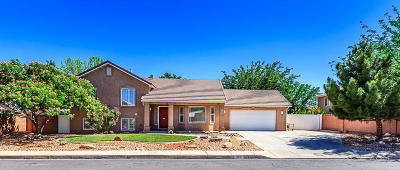 Ivins Single Family Home For Sale: 362 E 765 S