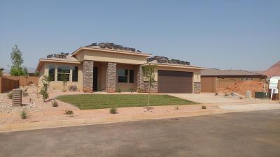Santa Clara Single Family Home For Sale: Lot 501 Bella Sol Dr #Lot 501