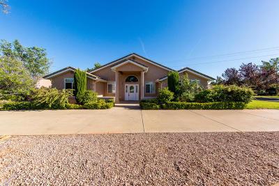 Santa Clara Single Family Home For Sale: 3757 Alpine Dr