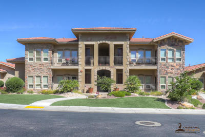 St George UT Condo/Townhouse For Sale: $267,000