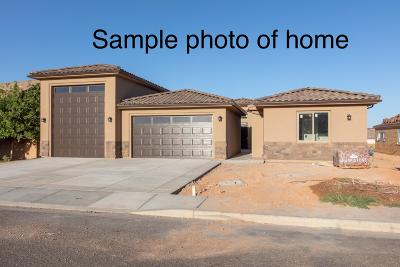 Hurricane Single Family Home For Sale: 2720 S 3730 W