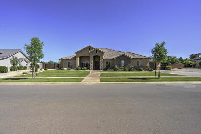 St George Single Family Home For Sale: 2409 E 3860