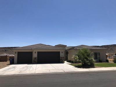 Hurricane Single Family Home For Sale: 2777 S 3600 W