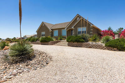 St George Single Family Home For Sale: 5673 N 2000 W