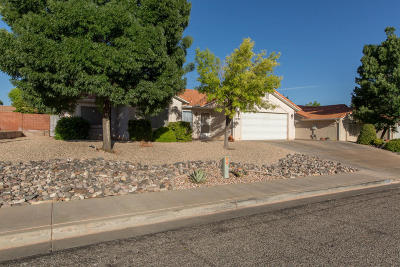 St George Single Family Home For Sale: 1084 N 2100 W
