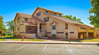 St George UT Condo/Townhouse For Sale: $134,900