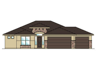 St George Single Family Home For Sale: Lot 68 Riverbend Dr.